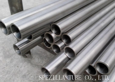 Gr.1 Heat Exchanger Titanium Tube Welded ASME SB337 Titanium Pipe