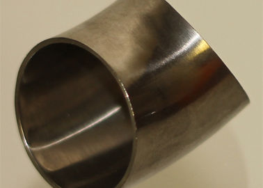 Stainless Steel Pipe Fittings Welded 45 Degree Elbows DN25x1.5MM , DIN 11852 Standard