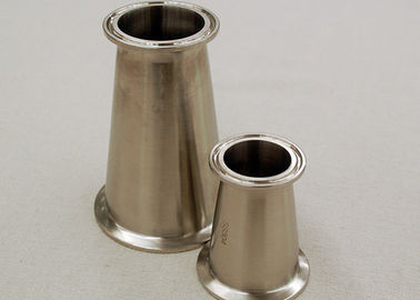 28x58x1.5MM Stainless Steel Sanitary Fittings 1.4404/1.4301 L-Line Reducer Fittings