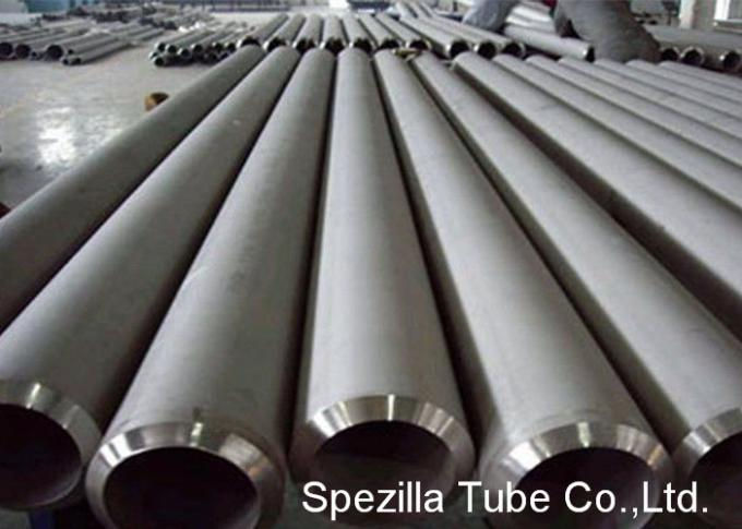 TP310 / 310S Welded Stainless Steel Tube Seamless Pipe ANSI B36.10 ASTM A312