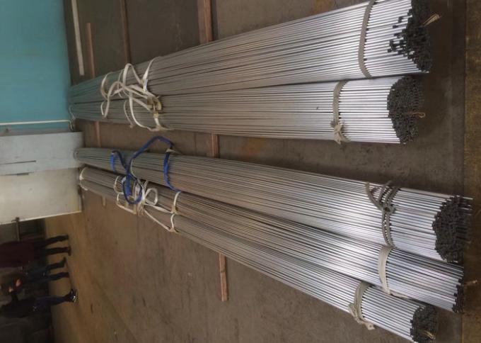 Mechanical Polished Stainless Steel Round Tube ASTM A213 A269 TP316 / 316L