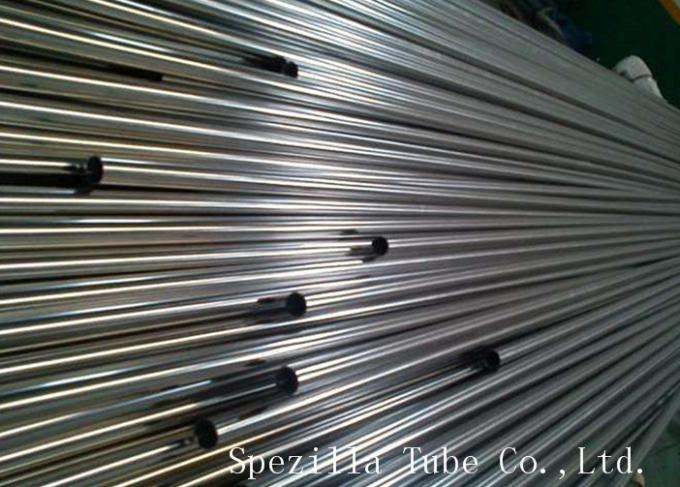 BPE TP316L Stainless Steel Sanitary Pipe 1x1.65mm SF1 Polished