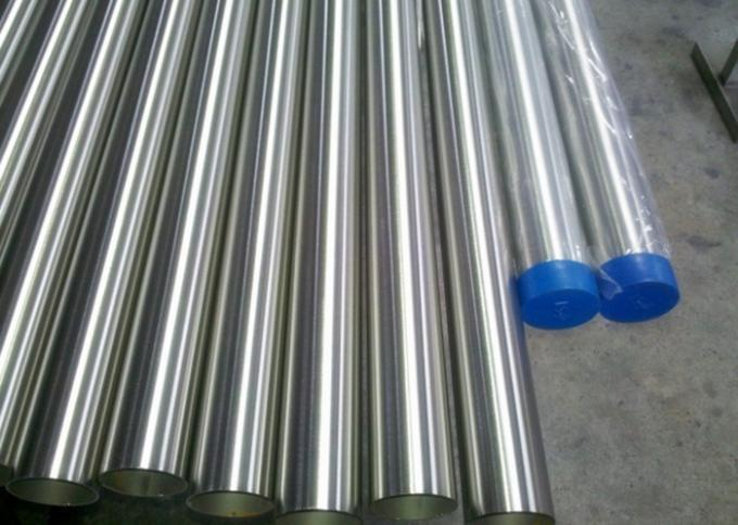 DIN 11850 1.4307 DN50 Sanitary Stainless Tubing Welded & Polished , 6 M Max Length