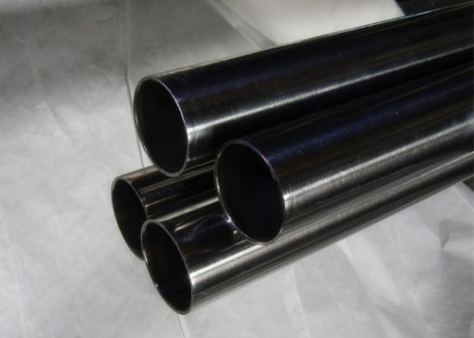 "1 1/2""  X .065"" Wall Stainless Steel Round Tube 3A Certified For Chemical Industry"