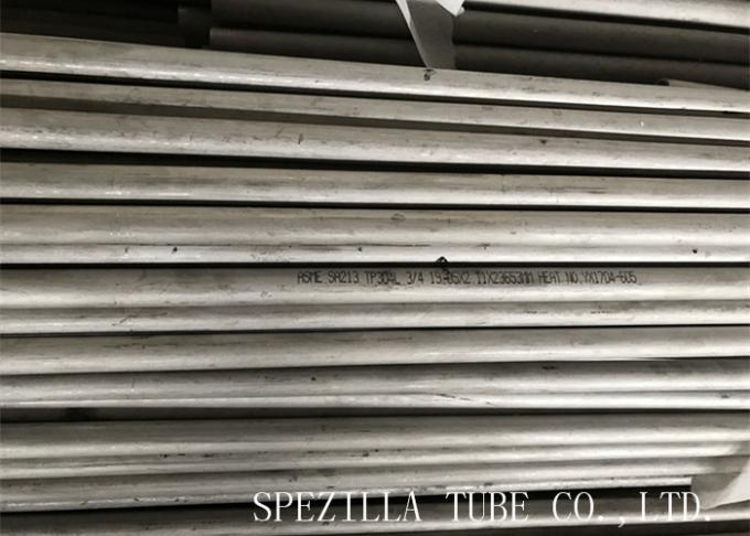 Fully Annealed 304 316 Stainless Steel Round Tube ASTM A312 Standard 28mm stainless steel tube