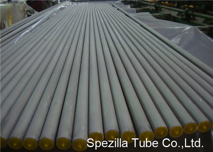 Seamless Stainless Steel Tube ASTM A312 TP316 , Annealed And Pickled Stainless Steel Pipe