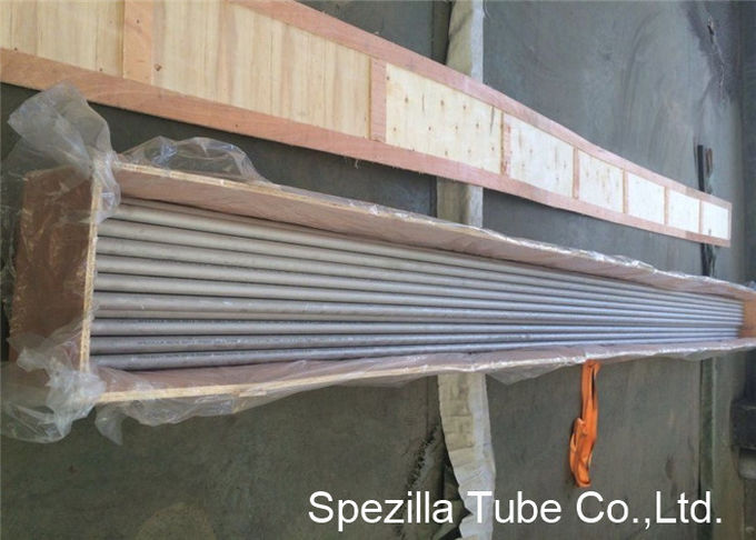 EN 10204 3.1 Stainless Steel Pipe Seamless ASTM A213 TP304 1'' X 0.083'' X 20FT