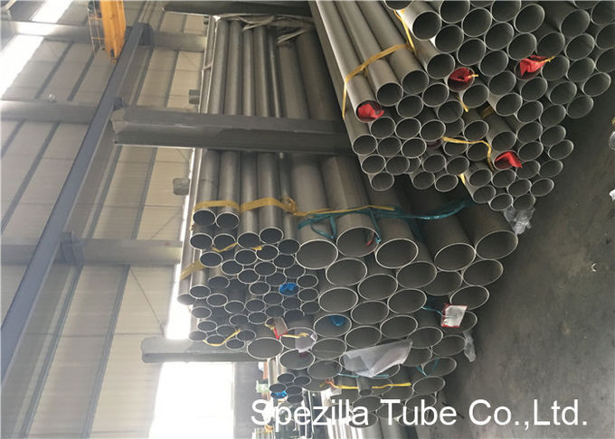 Pollution Control Nickel Alloy Pipe , UNS N08825 ASTM B163 Alloy 825 Tubing